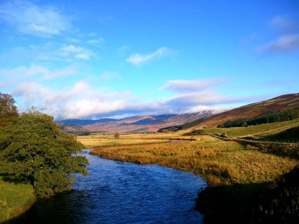 Glen Clova in Angus, Scotland - Karen Bryan